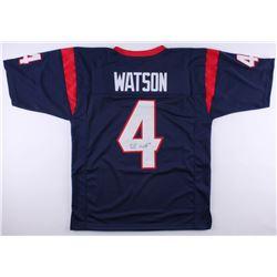 Deshaun Watson Signed Houston Texans Jersey (JSA COA)