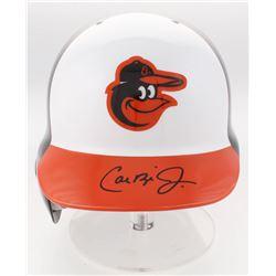 Cal Ripken Jr. Signed Orioles Full-Size Batting Helmet (Radtke Hologram)