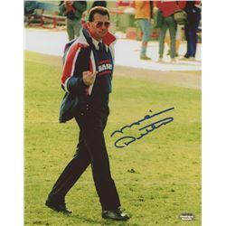 Mike Ditka Signed Bears 8x10 Photo (Schwartz COA)