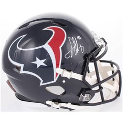 Jadeveon Clowney Signed Texans Full-Size Authentic On-Field Speed Helmet (JSA COA)