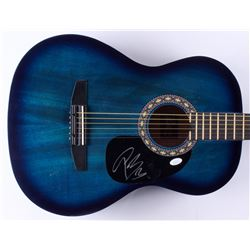 Post Malone Signed Full-Size Acoustic Guitar (JSA COA)