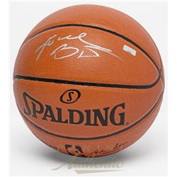 Kobe Bryant Signed NBA Spalding Basketball (Panini COA)