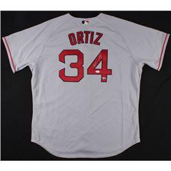 David Ortiz Signed Boston Red Sox Jersey (JSA COA  Fanatics Hologram)