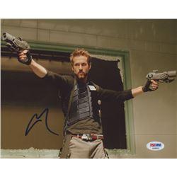 "Ryan Reynolds Signed ""Blade: Trinity"" 8x10 Photo (PSA COA)"