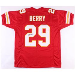Eric Berry Signed Chiefs Jersey (JSA COA)