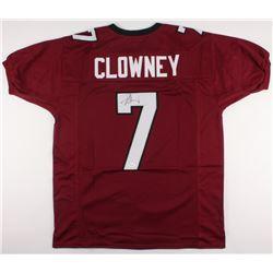 Jadeveon Clowney Signed South Carolina Gamecocks Jersey (JSA COA)