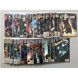 Lot of (71) 1993-1999 DC Batman Comic Books