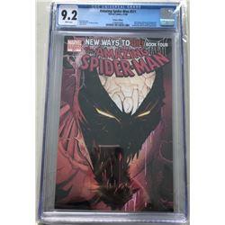 2008 Marvel Amazing Spider-Man #571 Comic Book (CGC 9.2)