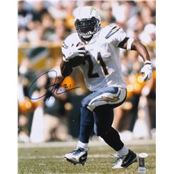 LaDainian Tomlinson Signed San Diego Chargers 16x20 Photo (JSA COA, Tomlinson Hologram  AAA Hologram