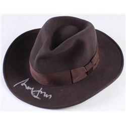 "Harrison Ford Signed ""Indiana Jones"" Officially Licensed Replica Hat (Radtke COA)"