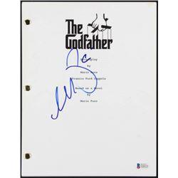 "Al Pacino Signed ""The Godfather"" Full Movie Script (Beckett COA)"