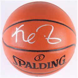 Kevin Garnett Signed NBA Game Ball Series Basketball (PSA Hologram)