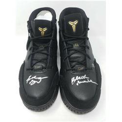 "Kobe Bryant Signed Pair of (2) LE Nike Mamba Day Edition Kobe 1 Protro Basketball Shoes Inscribed ""B"