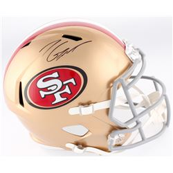 Jimmy Garoppolo Signed San Francisco 49ers Full-Size Speed Helmet (TriStar)