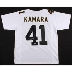 Alvin Kamara Signed New Orleans Saints Jersey (Beckett COA)