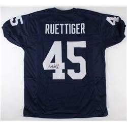 Rudy Ruettiger Signed Notre Dame Fighting Irish Jersey (JSA COA)