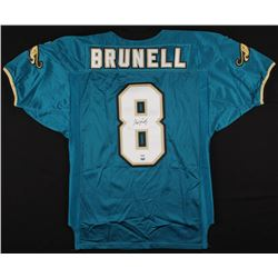 Mark Brunell Signed Jacksonville Jaguars Jersey (PSA COA  Your Sports Memorabilia Store Hologram)