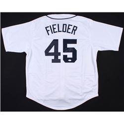 "Cecil Fielder Signed New York Yankees ""Big Daddy"" Jersey (JSA COA)"
