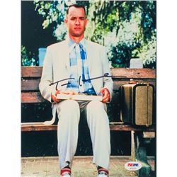 "Tom Hanks Signed ""Forrest Gump"" 8x10 Photo (PSA COA)"
