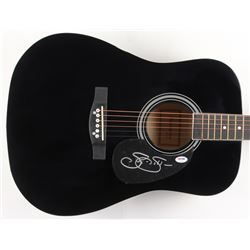 "Stephen Stills Signed 41"" Acoustic Guitar (PSA COA)"