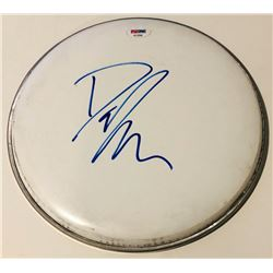 "Danny Elfman Signed 10.5"" Drum Head (PSA COA)"