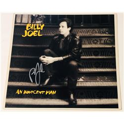"Billy Joel Signed ""An Innocent Man"" Vinyl Record Album (PSA COA)"