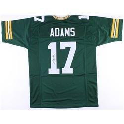 Davante Adams Signed Green Bay Packers Jersey (JSA COA)