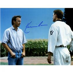 """Kevin Costner Signed """"Cornfield"""" 11x14 Photo (Steiner COA)"""