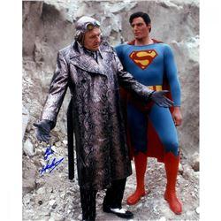 Gene Hackman Signed Superman 16x20 Photo (Steiner COA)