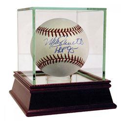 """Mike Schmidt Signed ONL Baseball Inscribed """"HOF 95"""" (JSA Hologram)"""