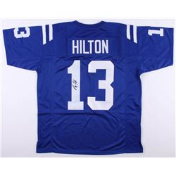 T. Y. Hilton Signed Indianapolis Colts Jersey (JSA COA)