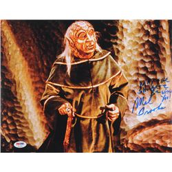 """Mel Brooks Signed """"Spaceballs"""" 11x14 Photo Inscribed """"May The SHWARTZ Be With You"""" (PSA COA)"""