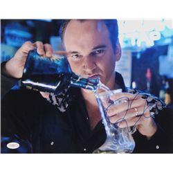 Quinten Tarantino Signed 11x14 Photo (JSA COA)