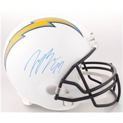 Joey Bosa Signed Los Angeles Chargers Full-Size Helmet (JSA COA)