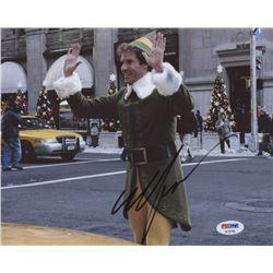 "Will Ferrell Signed ""Elf"" 8x10 Photo (PSA COA)"