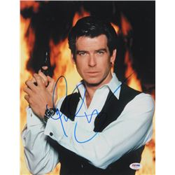 "Pierce Brosnan Signed ""James Bond"" 11x14 Photo (PSA COA)"