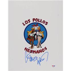 "Giancarlo Esposito Signed Los Pollos Hermanos ""Breaking Bad"" 11x14 Photos (PSA COA)"