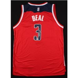 Bradley Beal Signed Washington Wizards Jersey (JSA COA)