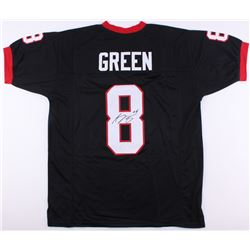 A.J. Green Signed Georgia Bulldogs Jersey (JSA COA)