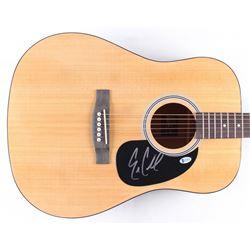 "Eric Church Signed 38.5"" Rogue Acoustic Guitar (Beckett COA)"