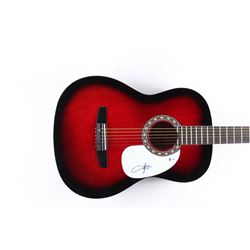 """Toby Keith Signed 38.5"""" Acoustic Guitar (Beckett COA)"""