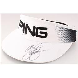 Rickie Fowler Signed Ping Golf Visor (JSA COA)