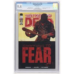"""2012 """"Walking Dead: Something to Fear Part 4"""" Issue #100 Comic Book (CGC 9.4)"""