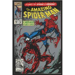 """1992 """"The Amazing Spider-Man"""" Issue #361 Marvel Comic Book"""
