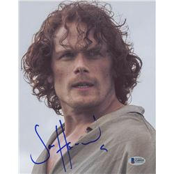 "Sam Heughan Signed ""Outlander"" 8x10 Photo (Beckett COA)"