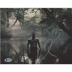 "Tom Hardy Signed ""Taboo"" 8x10 Photo (Beckett COA)"