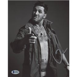 Tom Hardy Signed 8x10 Photo (Beckett COA)