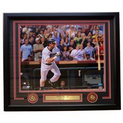 Craig Biggio Signed Houston Astros 22x27 Custom Framed Photo Display (TriStar Hologram)