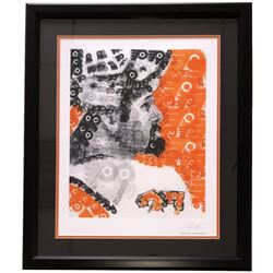 Ron Hextall Philadelphia Flyers 22x27 Custom Framed Photo Display
