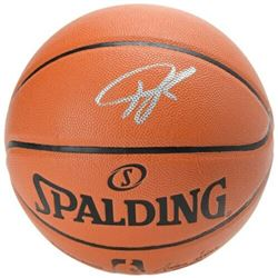 Giannis Antetokounmpo Signed Official NBA Game Ball Series Basketball (Fanatics Hologram)